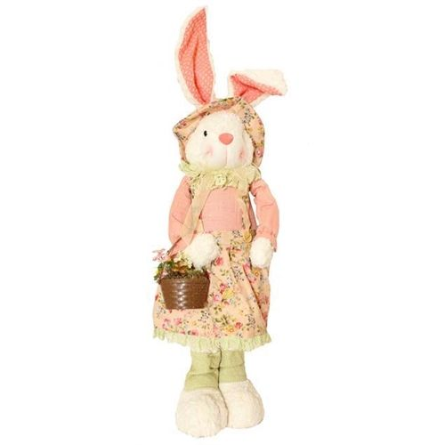 Bunny Blooms Large Standing Figure
