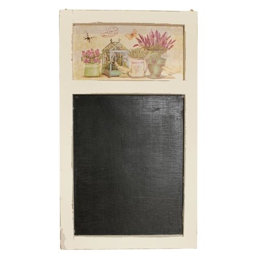 Country Lavender Blackboard