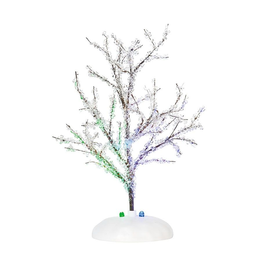 Department 56 Lit Crystal Tree