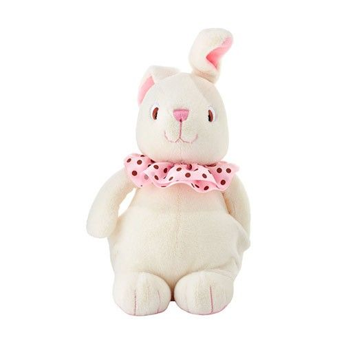 Dottie Girl Bunny Plush Teddy - Collectors Edition