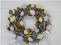 Easter & Spring Twig Wreath