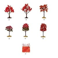 Lemax Autumn Splendour Tree Pack